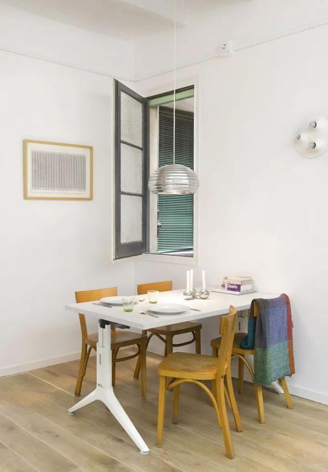 67平两居室改造 带入复古风空间更灵动