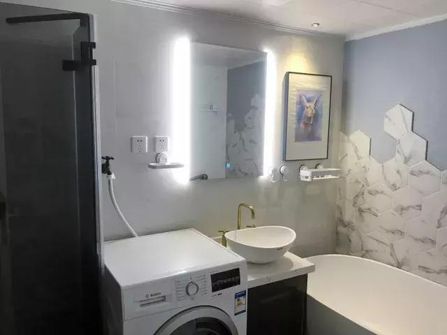 小两房一厅装修——70㎡的小两房