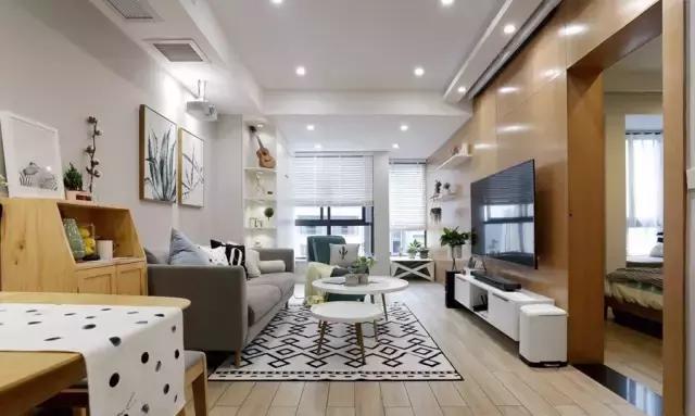 多大的客厅最合适 一份最完整的尺寸分享给你