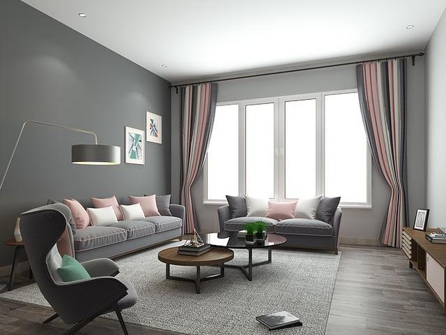 21款灰色沙發搭配圖片 告訴你它真的適合各種客廳風格