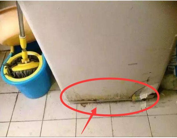 洗衣机摆放位置