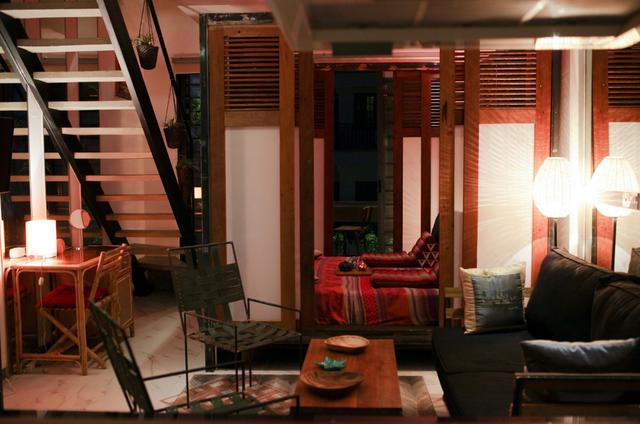 东南亚风格装修案例——久违的浪漫