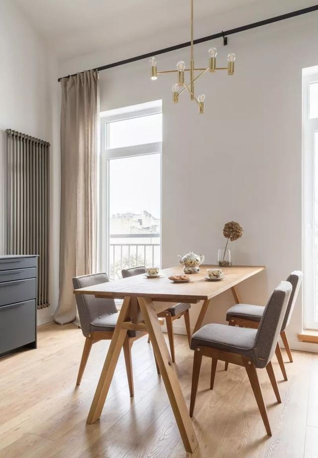 55㎡复式夹层小公寓,利用率超高