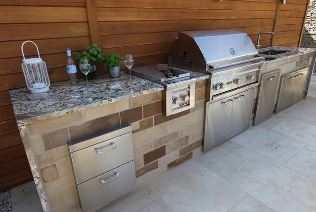 庭院烧烤台怎么砌 这里有你想要的答案