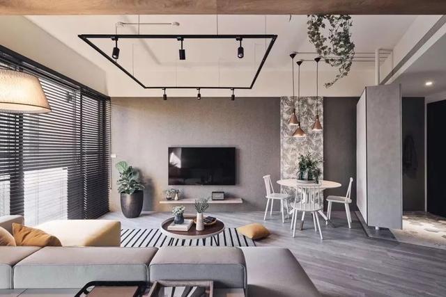 33款高档客厅装修效果图 高级灰的客厅你接受吗