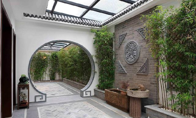 600㎡豪华中式别墅装修,花费80万,让你无法想象的奢侈