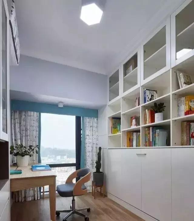 130平轻装修重装饰北欧家装效果图