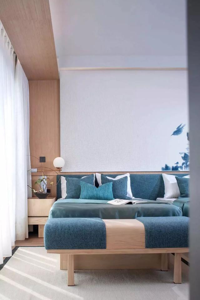 家庭卧室外围体育投注app设计目前流行的设计方式
