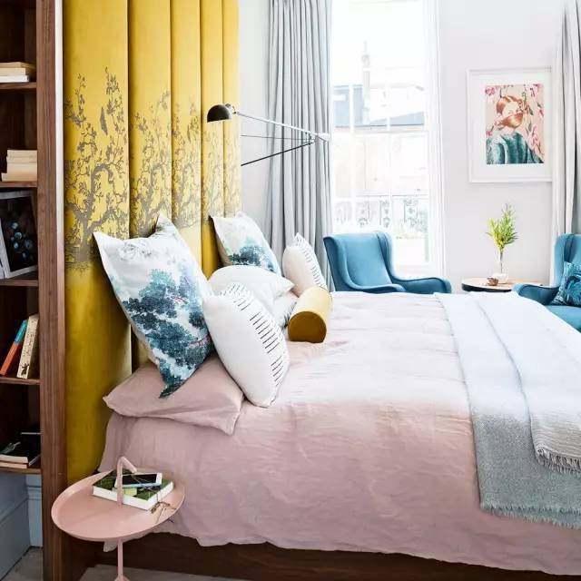家庭卧室外围体育投注app设计——卧室软装