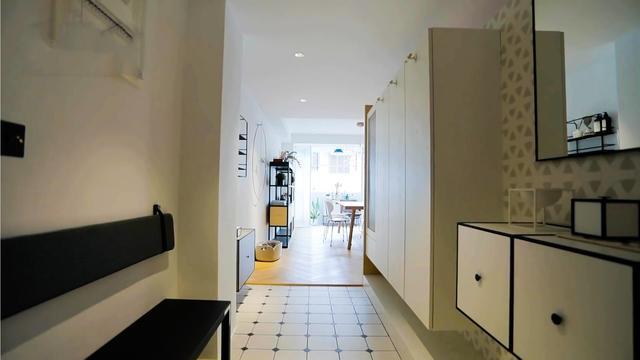 北歐風格裝修用簡單的元素 塑造出動人的空間