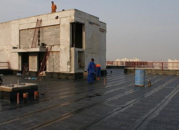 屋面防水用什么材料好 屋面防水怎么施工