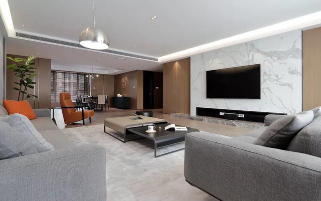 客厅装中央空调要装在哪个位置更合适呢