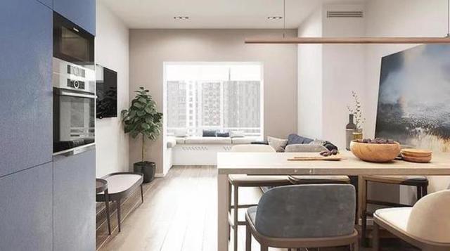 76方小户型装修效果图 这样装出来的家尽显小资风范