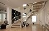 楼梯立柱的间隔设计 楼梯立柱的安装方法