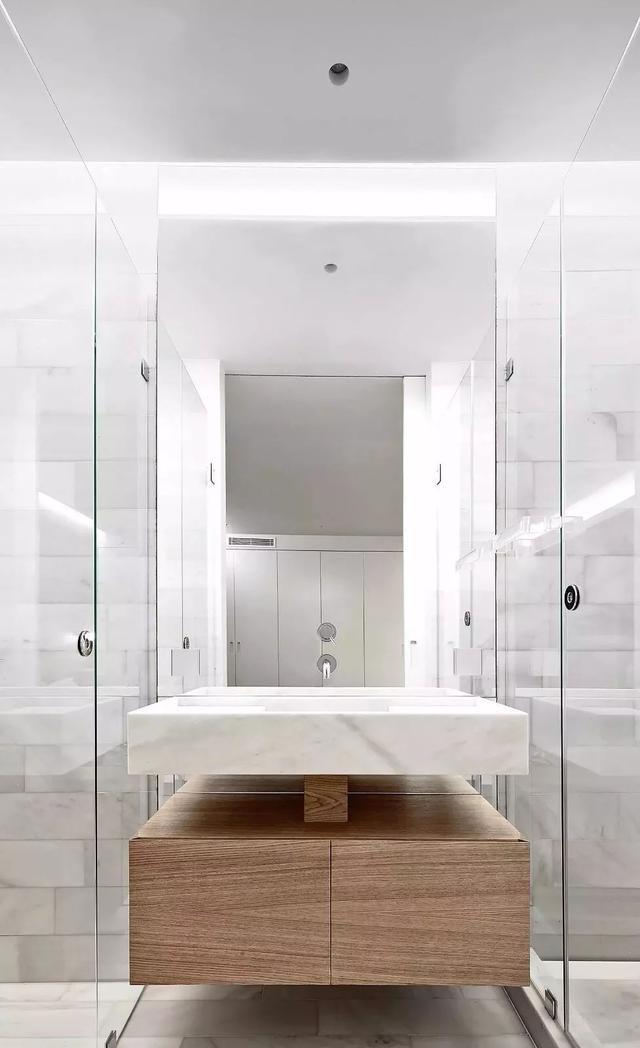流行的衛生間裝潢 設計師千字總結教你打造