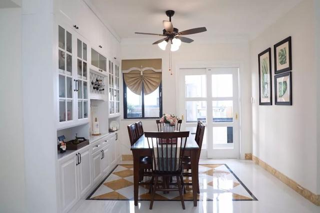 餐边柜的6种设计 看看哪种设计适合自己家的情境