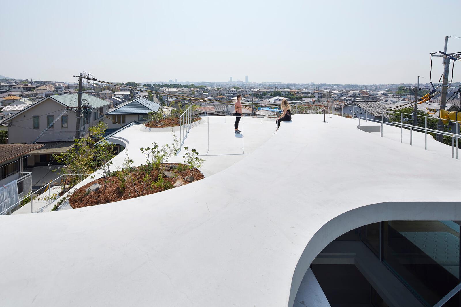 日本大阪Earth House设计