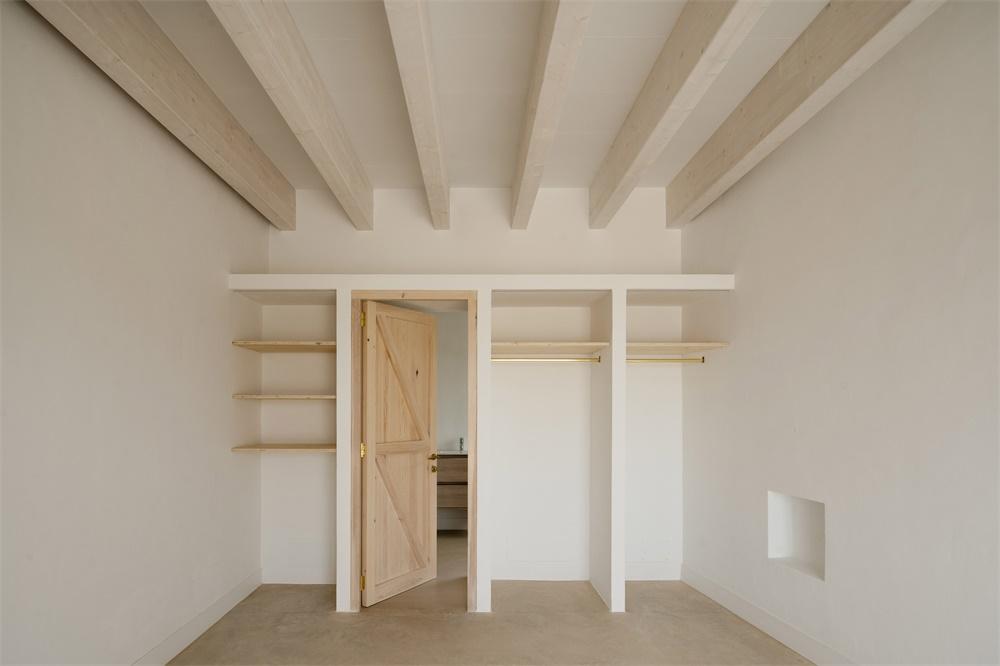 西班牙米诺卡海岛别墅设计