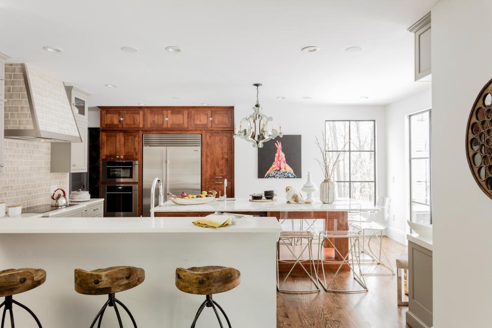 10款乡村风格的厨房 精心设计打造不同魅力的温暖空间