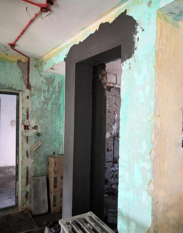 120平旧房改造案例 20万带家具家电入住