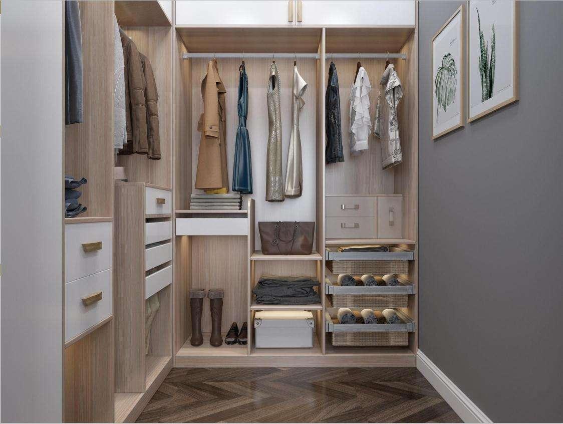 为什么定制衣柜都用颗粒板 还好装修前知道了