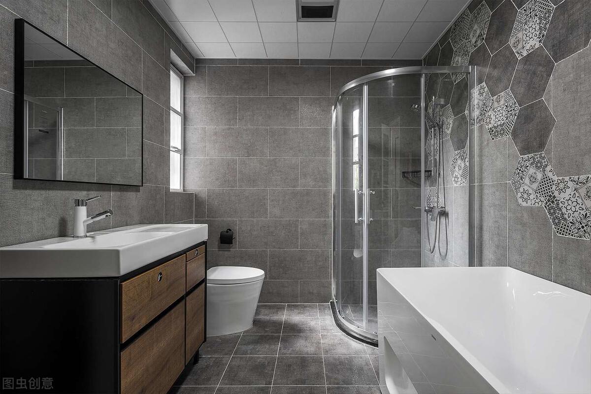 卫生间一定要做干湿分离 以后才不会抢着上厕所