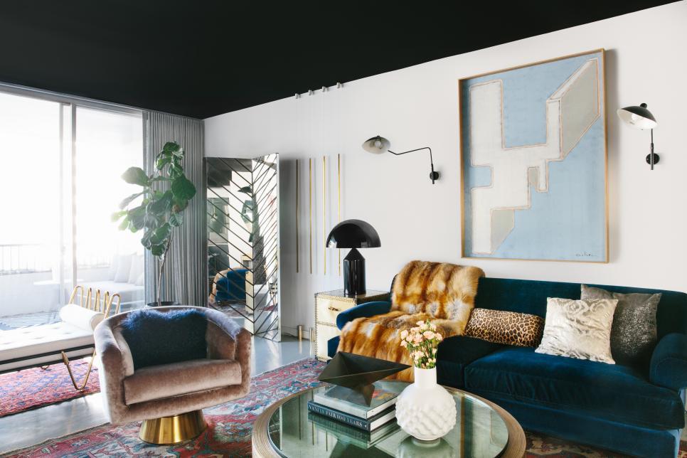 让客厅更加舒适的10种实用技巧 营造一种更温馨的氛围