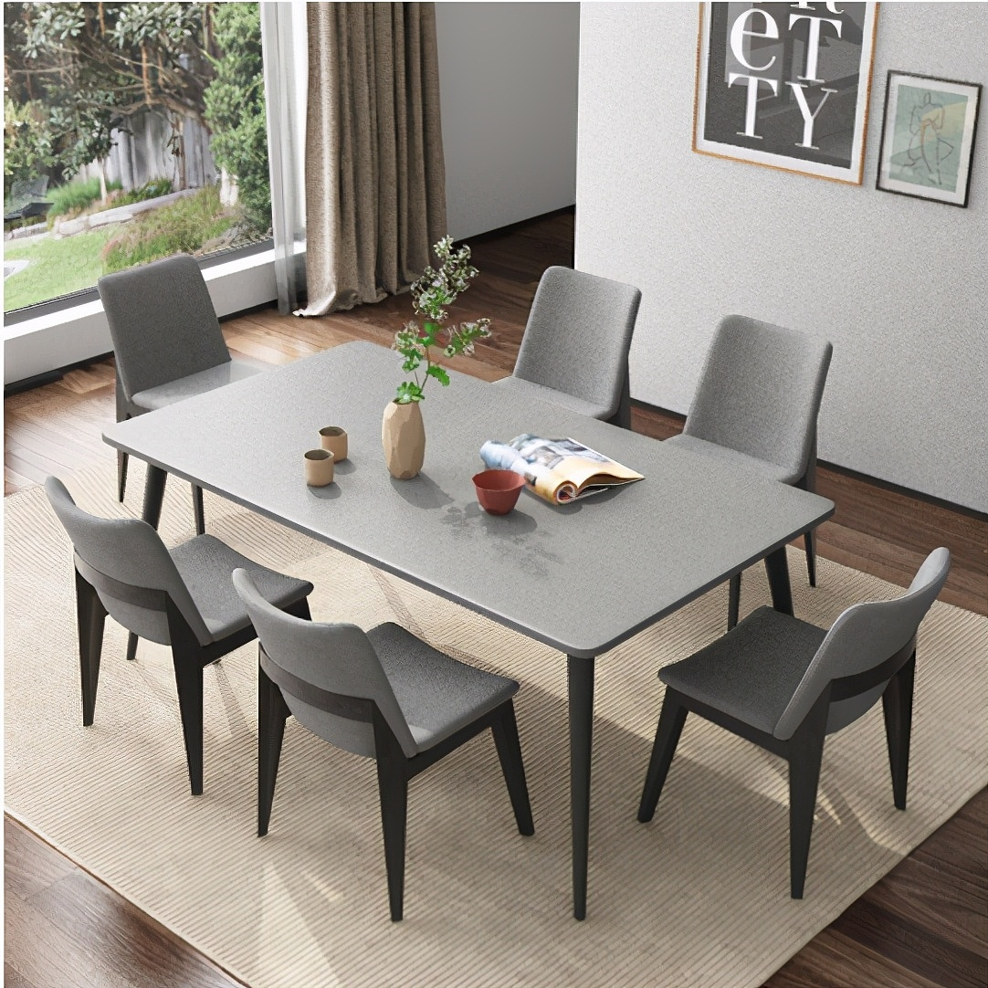 家用餐桌哪种材质好 木质、玻璃、石材如何辨别好坏