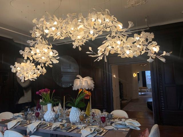 巧妙的照明灯具装置 给房间增添非凡的触感