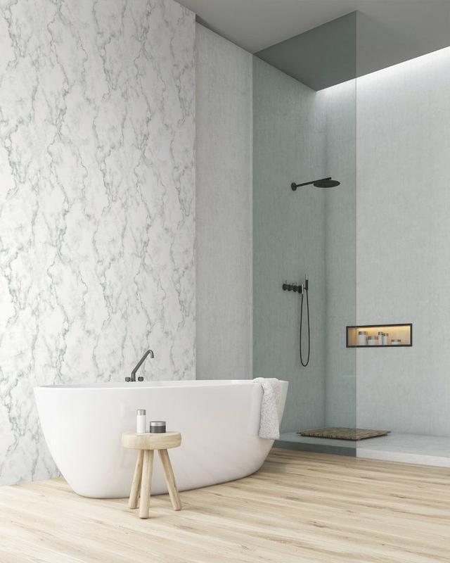 2020年浴室装修趋势 融入这些元素能让卫生间更高档?