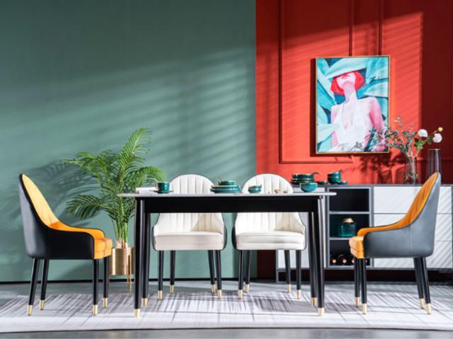 网红餐桌椅长什么样 看看这些设计可搭配任何风格