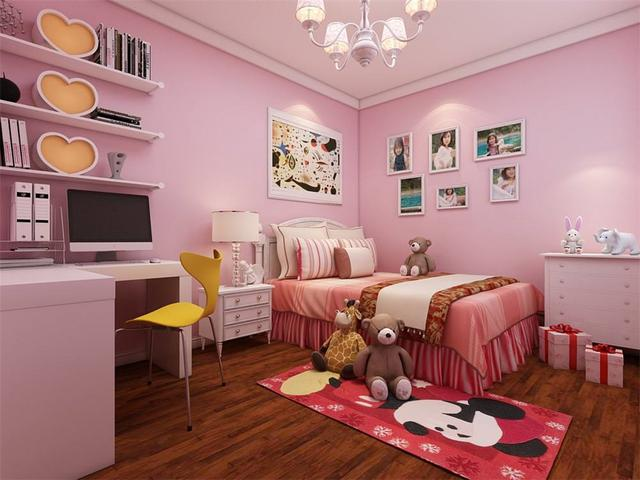 看了别人家的粉墙觉得好 自己家的装修又土又俗