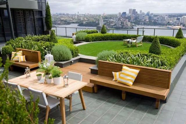 庭院花园植物搭配六大秘诀 自己个性的花园轻松造
