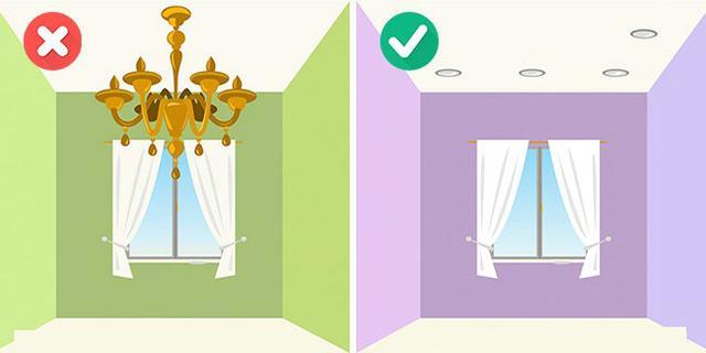如何让窄的房间变宽敞