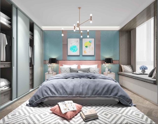大白墙太单调了 5种墙面的颜色搭配 分分钟提升颜值