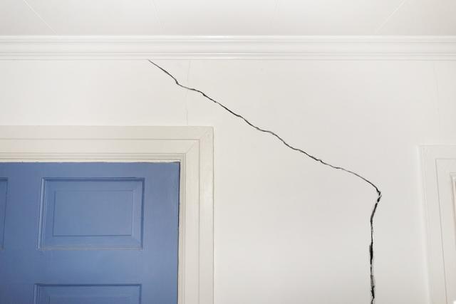 入住新房不到3个月 墙面出现裂缝要如何修补