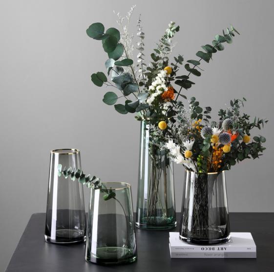 家居风格单一无特色?你只是缺了几个有特色的花瓶而已