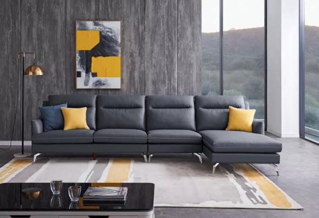 如何挑选高颜值布艺沙发 让你家客厅美美哒