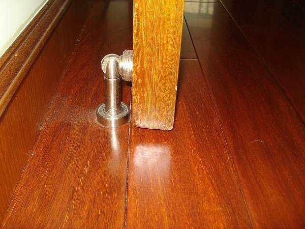 门吸的安装也有讲究 这些细节要注意