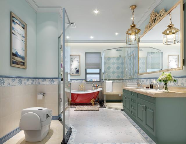 卫生间装浴缸很鸡肋?那是因为你没有选购好