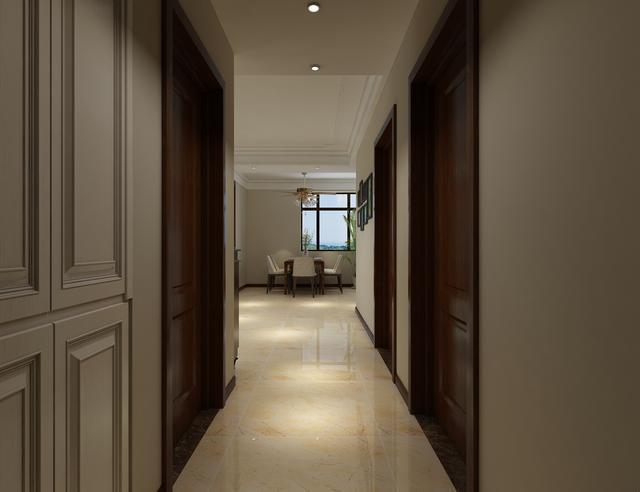 120㎡新中式風格3室2廳小宅 教你脫離古典中式