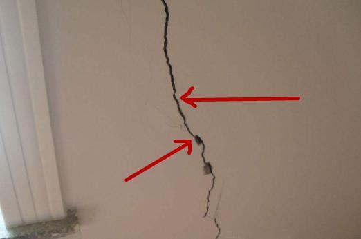 新房刚装完一个月墙面就开裂了 这是什么原因