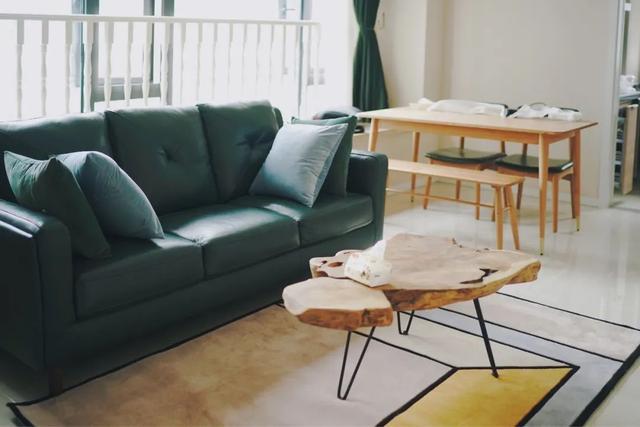 横厅户型要怎么划分客厅和与餐厅