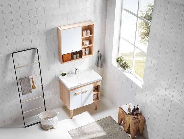 好看实用的浴室柜怎么选 注意这5个要点