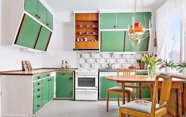 厨房吊柜这样安装 空间更大还好看
