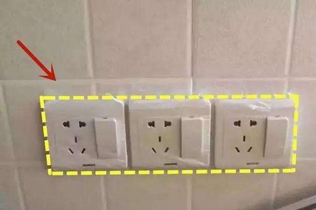 厨房插座还装墙上?现在流行安装这种滑动的