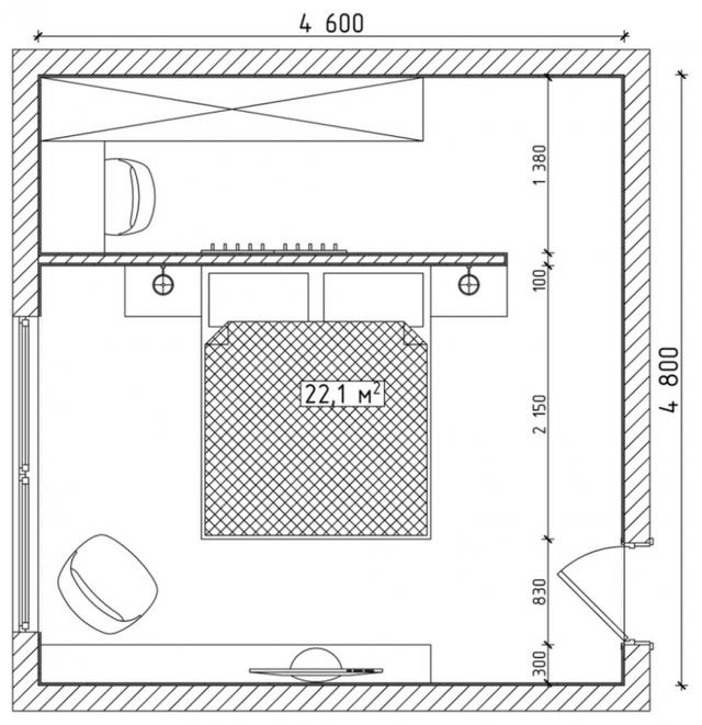30平卧室怎么装修 原来还可以这样设计