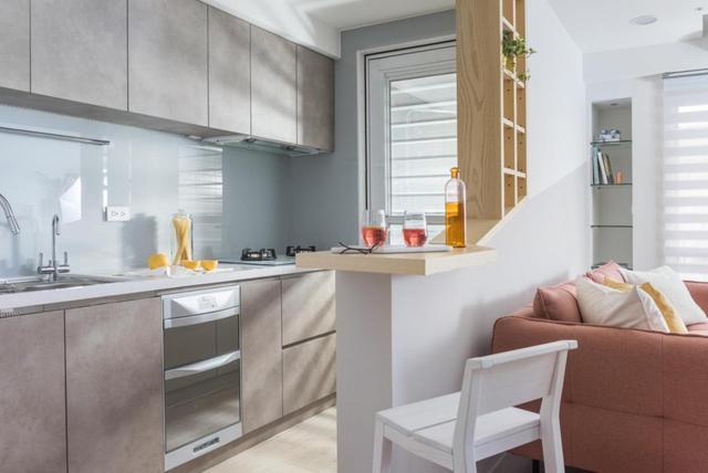 如何装修厨房耐看耐脏