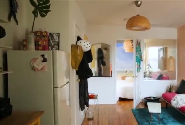 37㎡公寓到处是DIY 颜色多也不显得乱