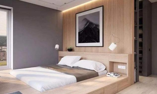 2020流行这种床 颜值高上档次 成本只花300